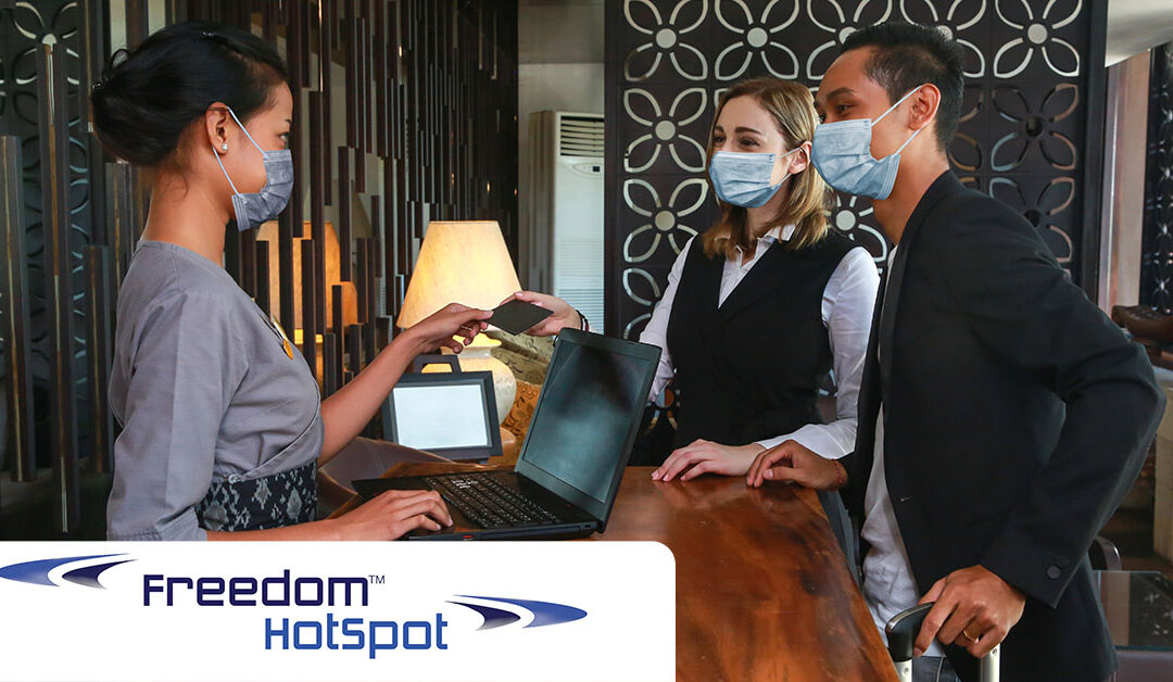 Is it the right time to review your hotel's WiFi – just as we are rebuilding hospitality?
